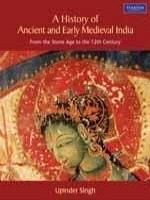 A History Of Ancient & Early Medieval India - Upinder Singh Image