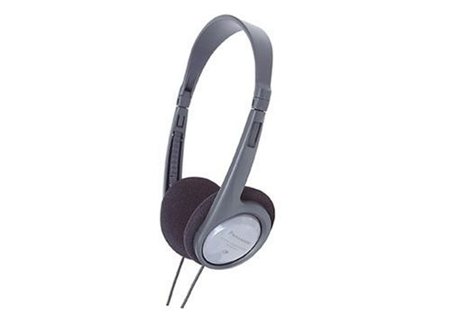 Panasonic RP-HT030E-H On-Ear Headphones Image