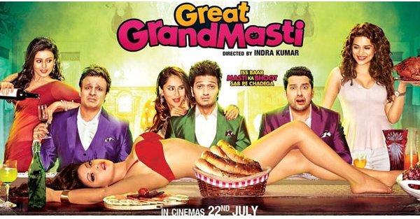 Great Grand Masti Songs Image