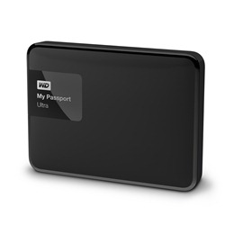 WD My Passport Ultra 1TB Image