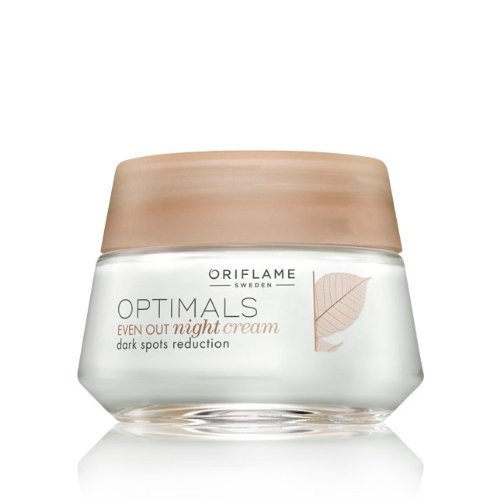 Oriflame Optimals Even Out Night Cream Image