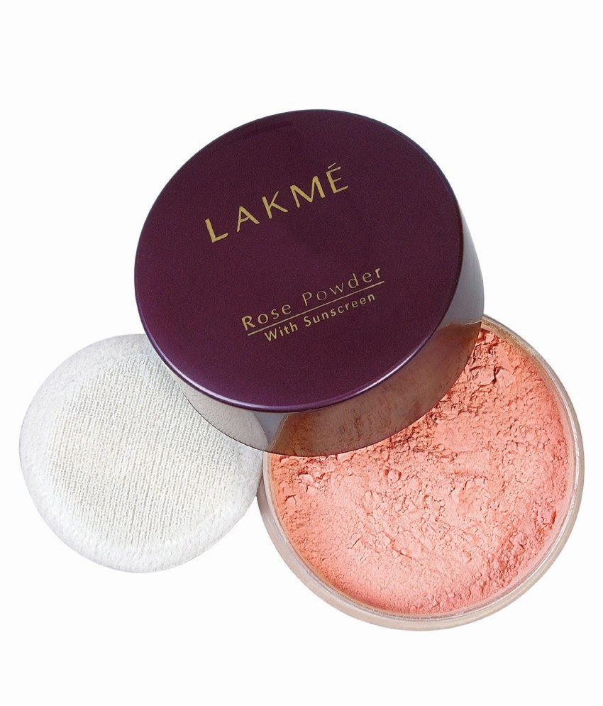 Lakme Rose Powder Image