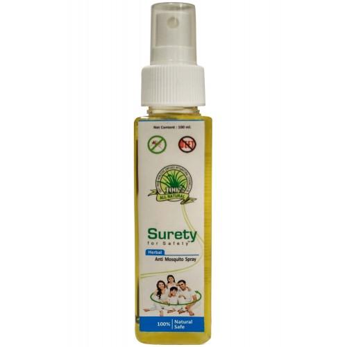 Surety Herbal Anti Mosquito Spray Image