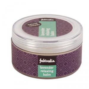 Fabindia Lavender Relaxing Balm Image