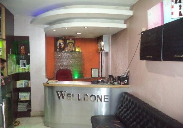 Well Done Men And Women Salon - New Thippasandra - Bangalore Image