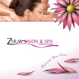 Zaras Salon And Spa - Richmond Town - Bangalore Image