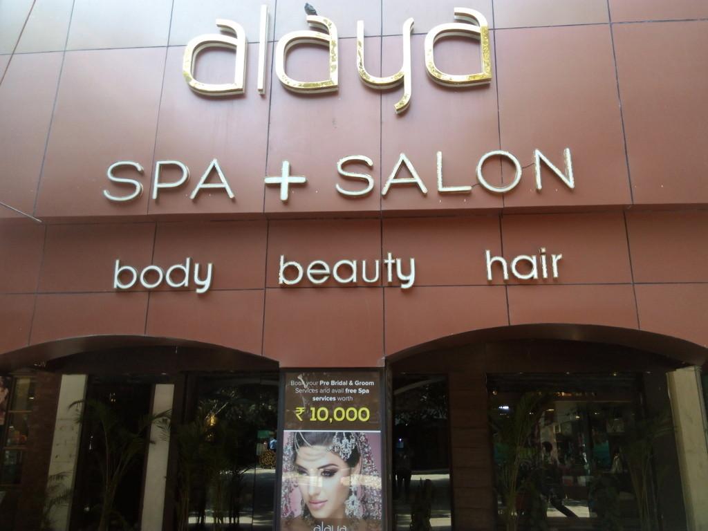 Alaya Spa And Salon - Saket - Delhi Image