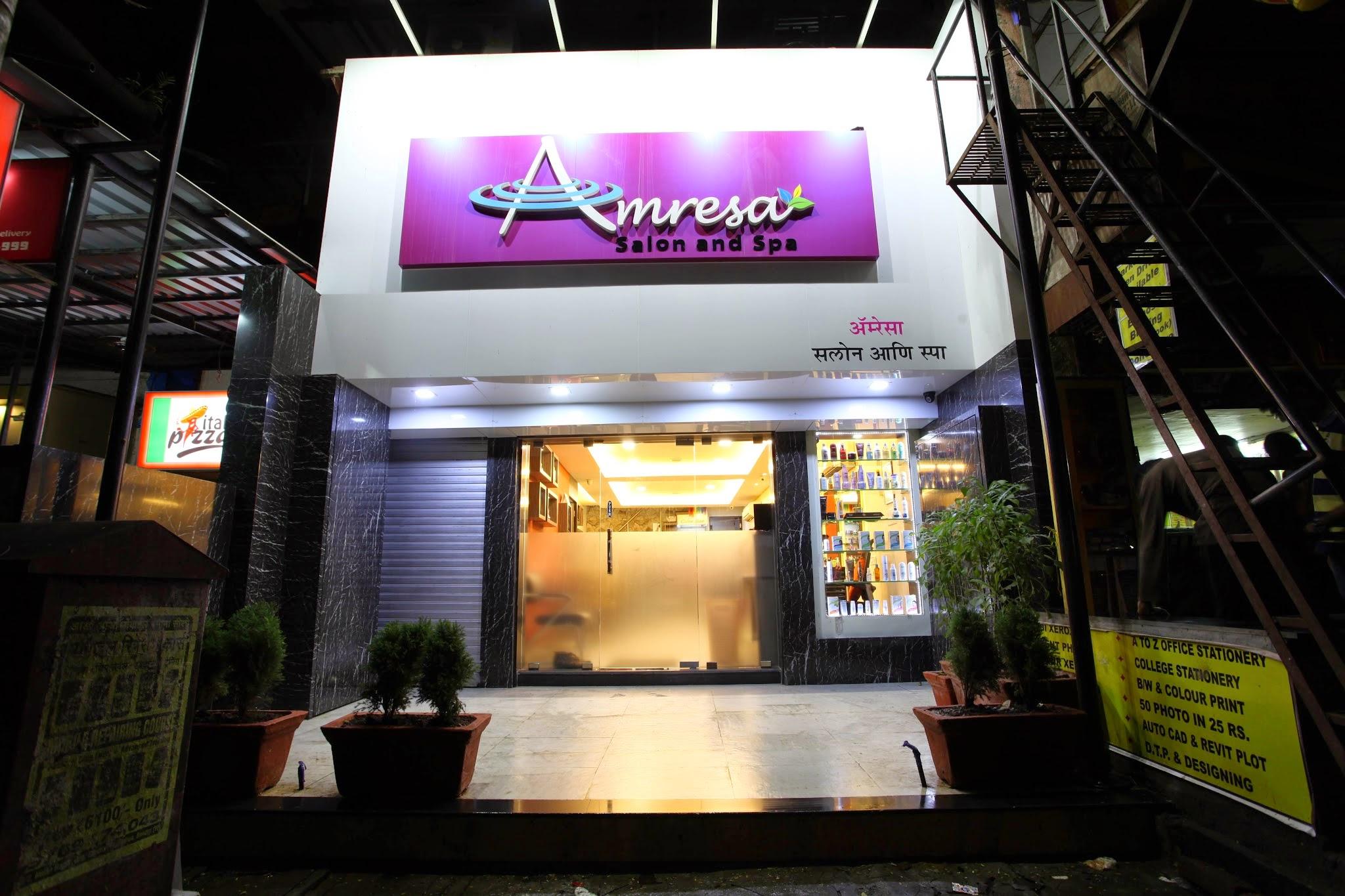 Amresa - Bandra East - Mumbai Image