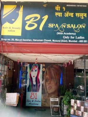 B 1 Spa Salon - Mulund East - Mumbai Image