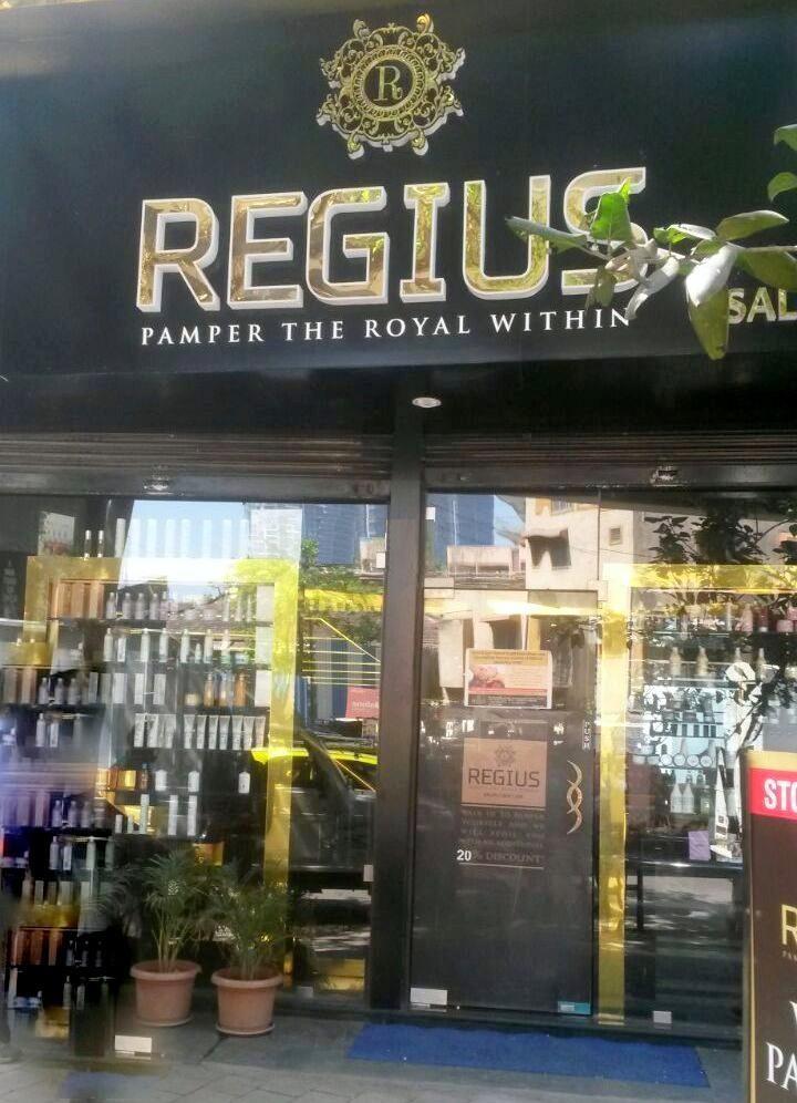 Regius Salon And Spa - Lower Parel - Mumbai Image