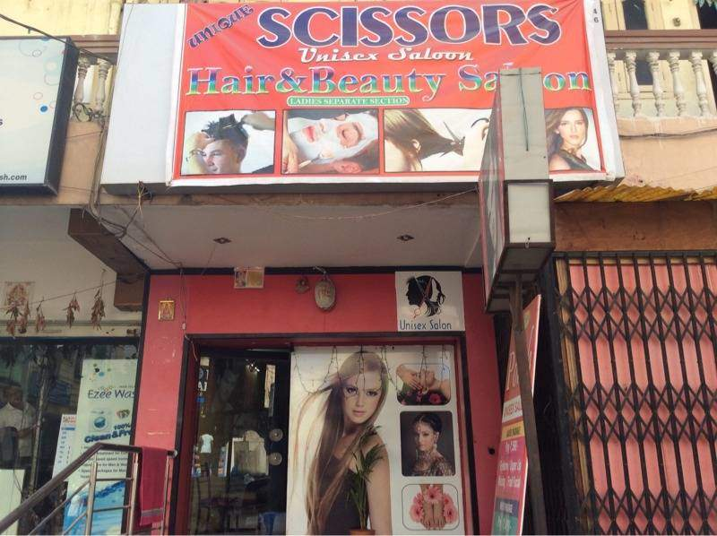 Scissor Hair Beauty Care And Spa - Madhapur - Hyderabad Image
