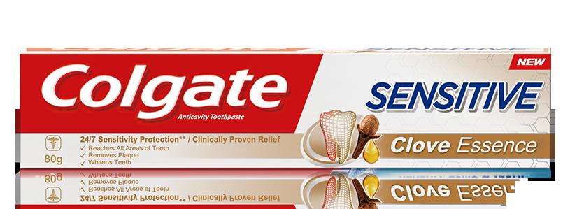 Colgate Sensitive Clove Essence Toothpaste Image