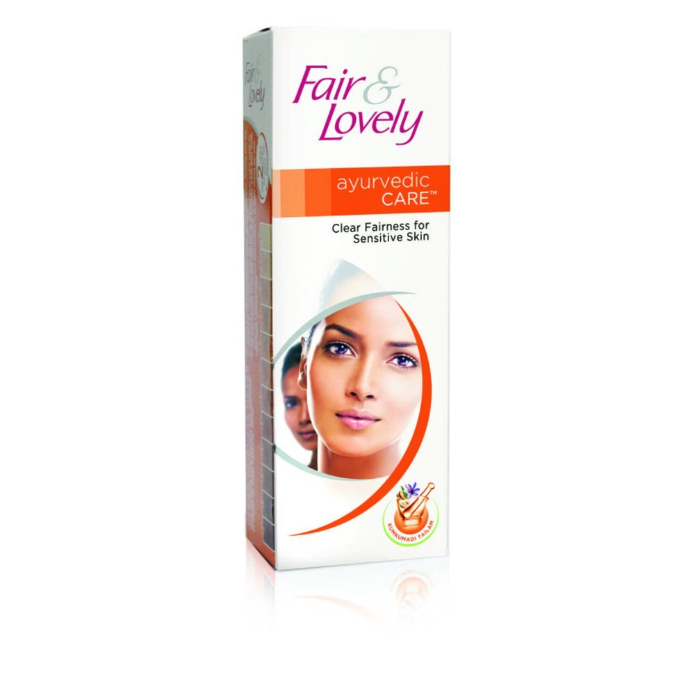 Fair & Lovely Ayurvedic Care Face Cream Image