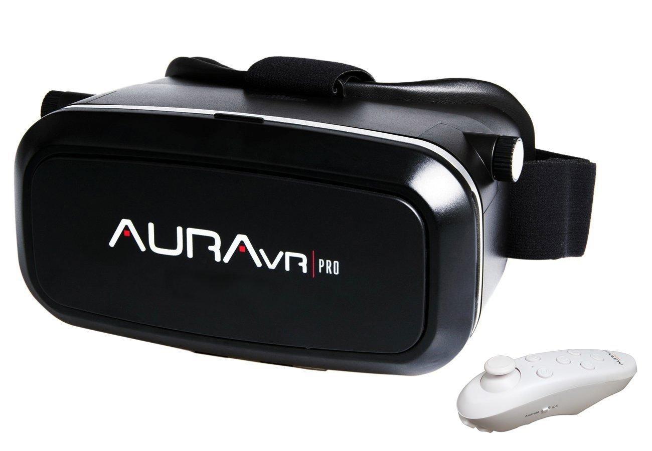AuraVR Pro Virtual Reality Headset Image