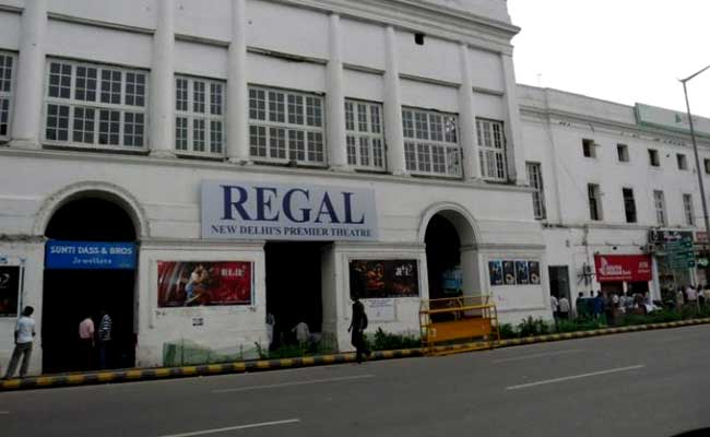 Regal Theatre - Connaught Place - New Delhi Image