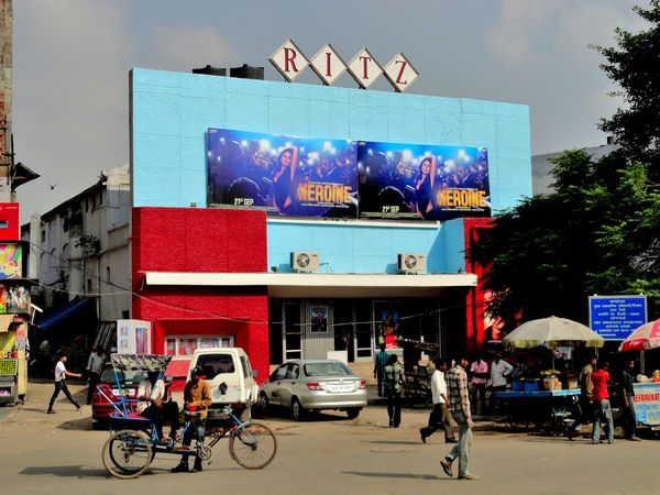 Ritz Cinema - Kashmere Gate - New Delhi Image