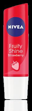 Nivea Lip Care Fruity Shine Strawberry Image