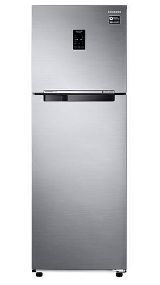 Samsung RT37K3753S8 Frost Free Double Door Refrigerator Image