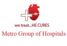 Metro Hospitals & Heart Institute (Multispeciality Wing) - Sector 11 - Noida Image