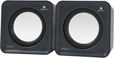 Zebronics Prime 2 2.0 Speakers Image