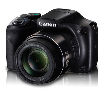 Canon Powershot SX540 HS Digital Camera Image