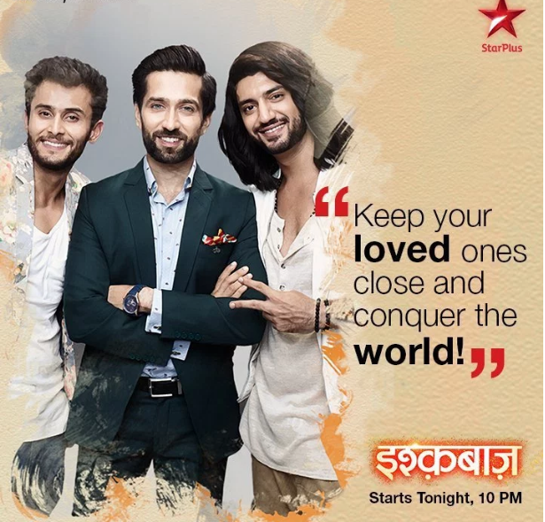 ISHQBAAZ - Reviews, Tv Serials, Tv episodes, Tv shows, Story