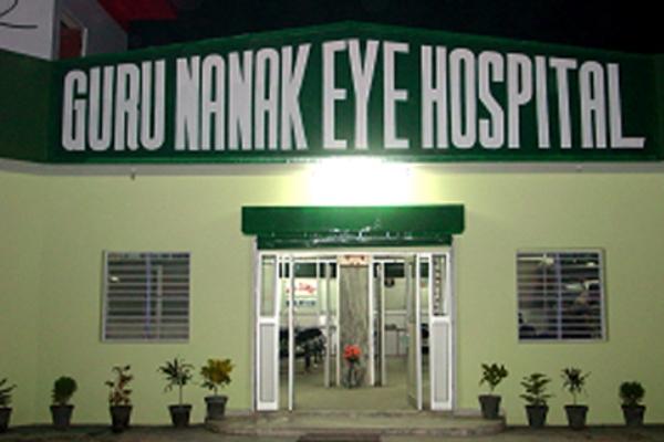 Guru Nanak Eye Centre Hospital - Ansari Nagar - Delhi Image