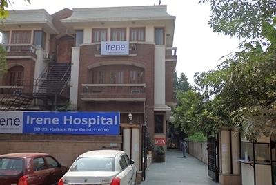 Irene Hospital - Kalkaji - Delhi Image