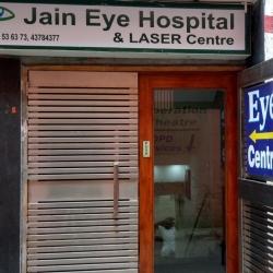 Jain Eye Hospital And Laser Centre - Shalimar Bagh - Delhi Image