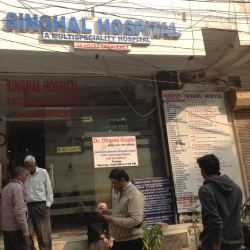 Singhal Hospital - Palam Colony - Delhi Image