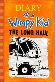 Diary Of A Wimpy Kid: The Long Haul - Jeff Kinney Image