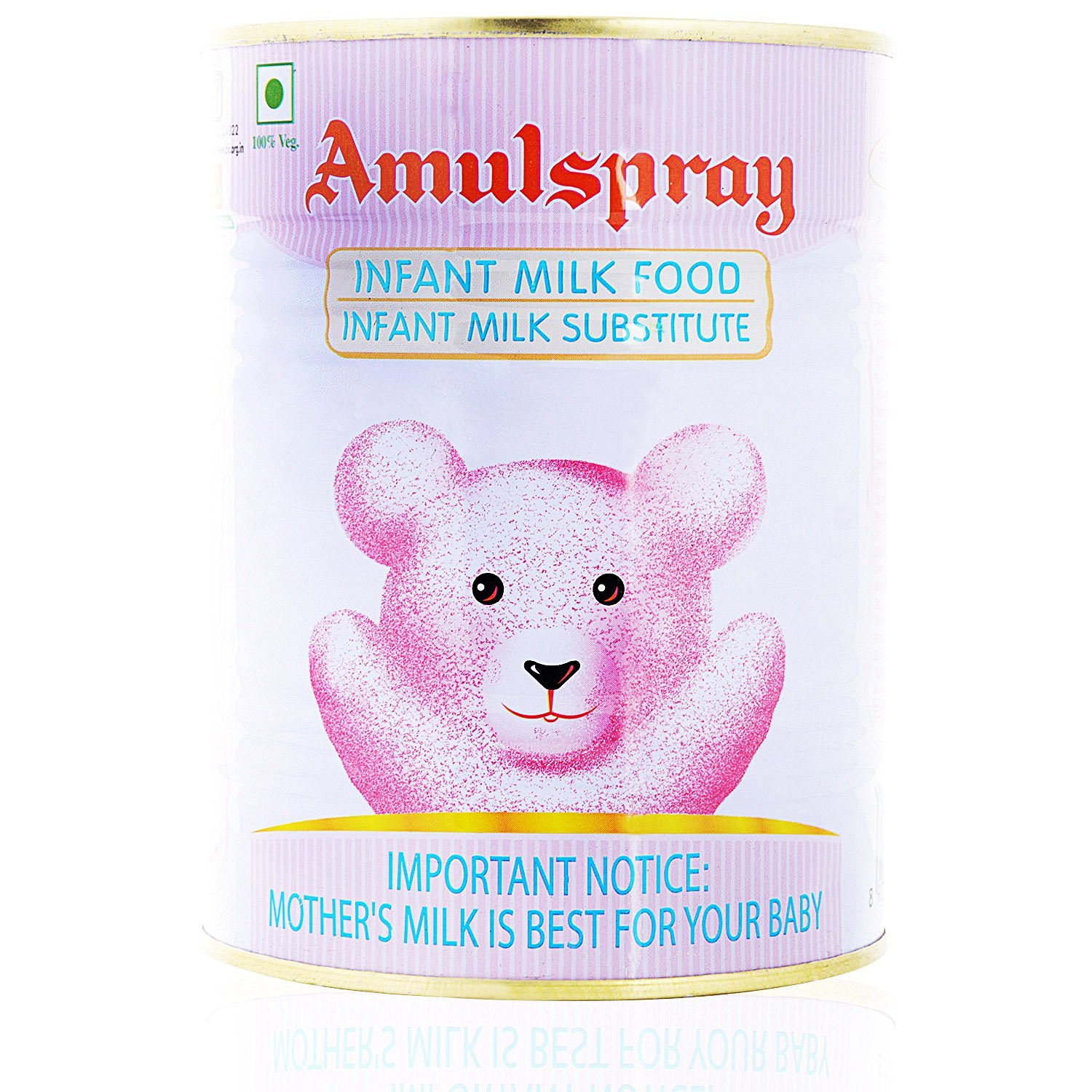 Amulspray Infant Milk Food Image