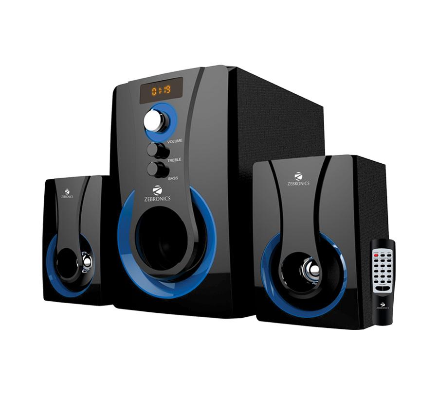Zebronics ZEB-SW2490RUCF Speakers Image