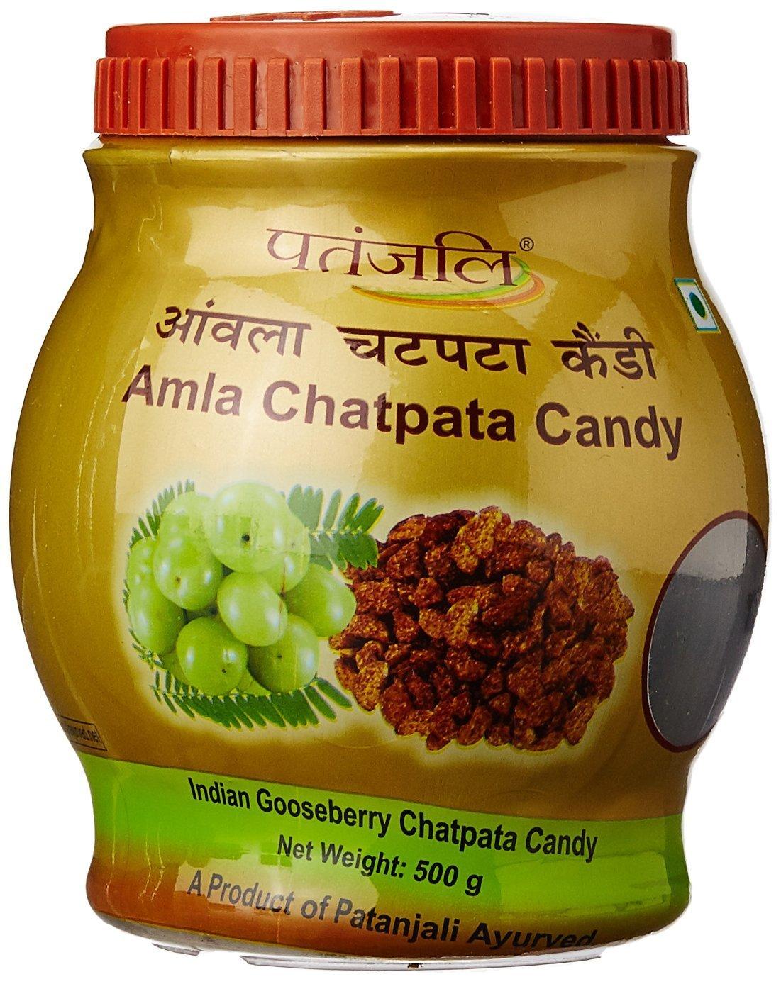 Patanjali Amla Chatpata Candy Image