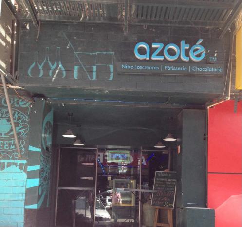 Azote - SDA Market - New Delhi Image