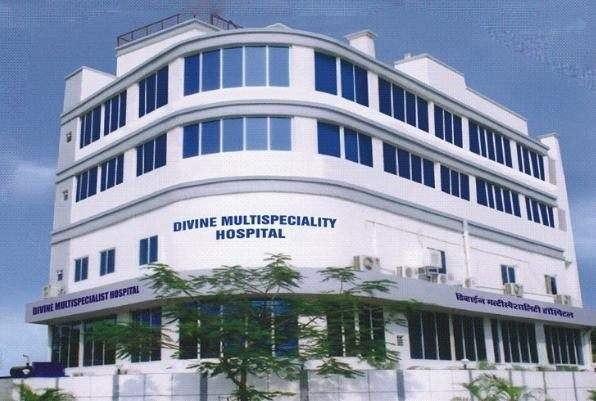 Divine Multi Speciality Hospital & Research Centre - Ghansoli - Navi Mumbai Image