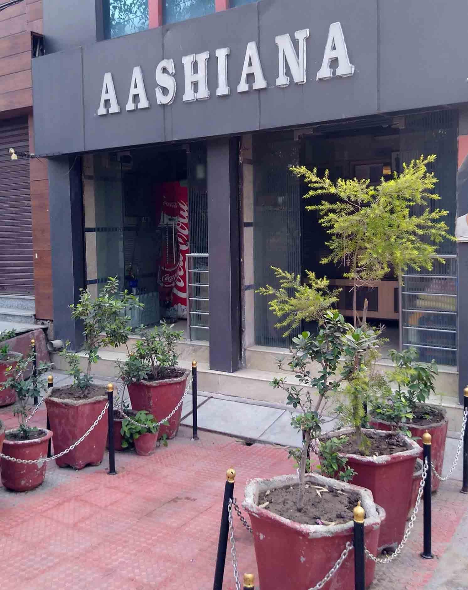 Aashiana Restaurant - Surya Nagar - Ghaziabad Image