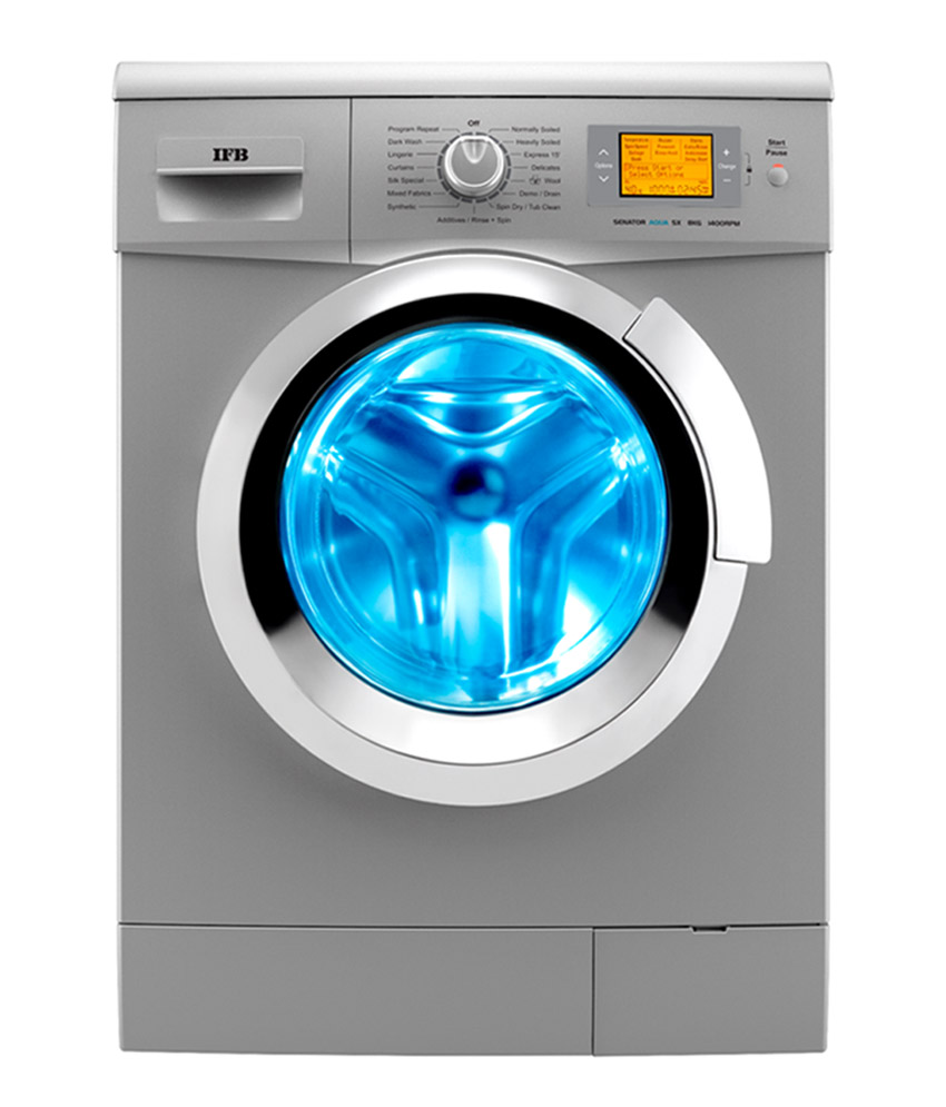 IFB 8Kg Senator Aqua SX 1400RPM Fully Automatic Front Load Washing Machine Image