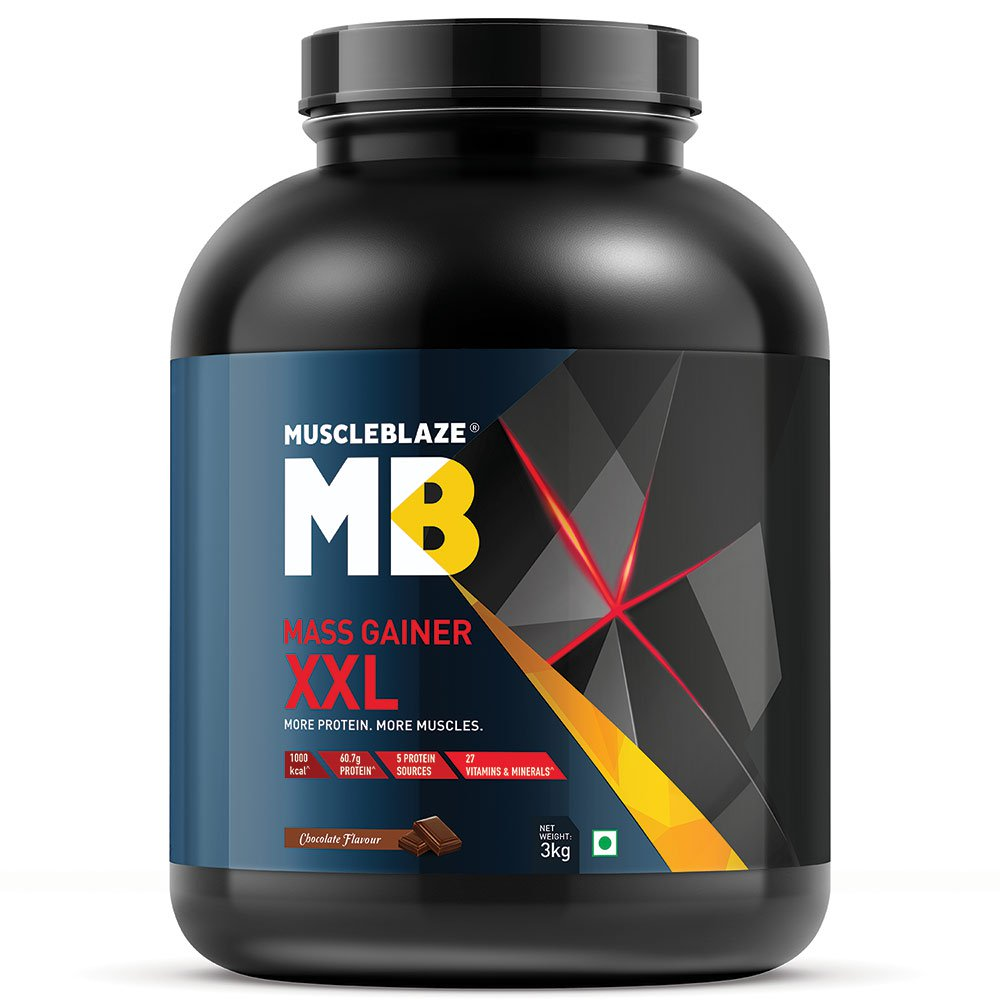 MuscleBlaze Mass Gainer XXL Image