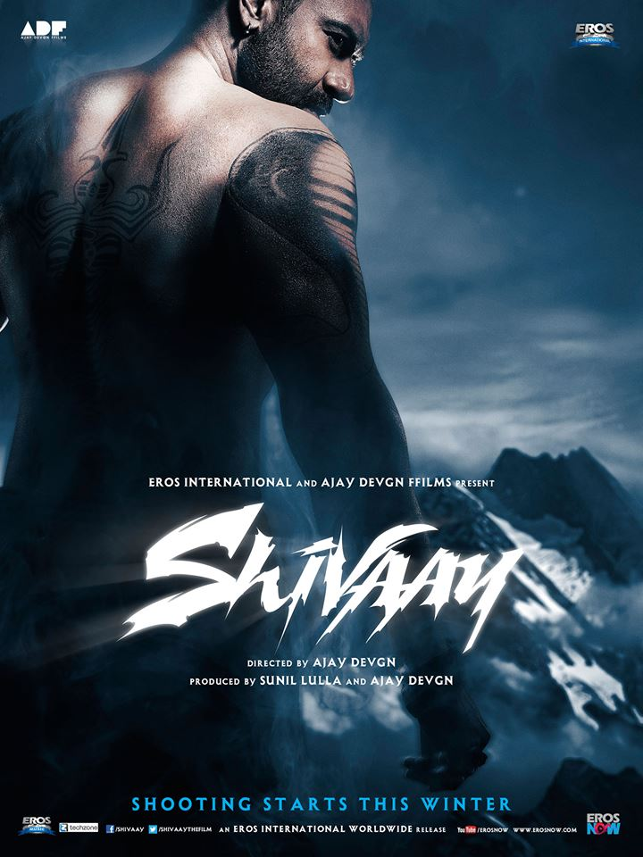 Shivaay Songs Image
