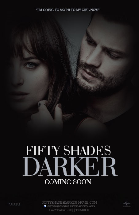 The Sequel Is Cominglovers Get Ready Fifty Shades Darker