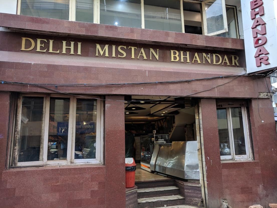 Delhi Misthan Bhandar - Police Bazar - Shillong Image