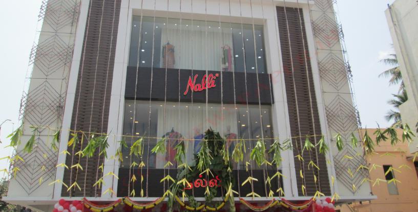 Nalli Silk Sarees - Hyderabad Image