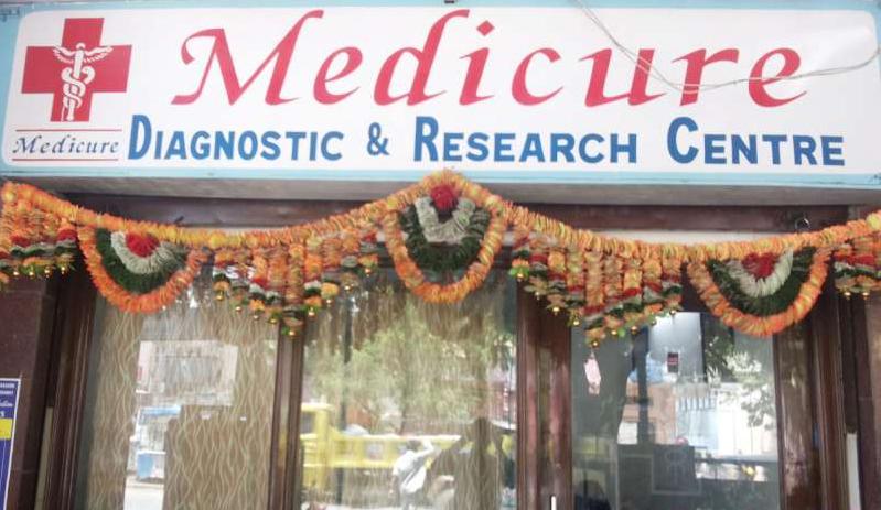 Medicure Diagnostic & Research Centre - Vijay Nagar Colony - Hyderabad Image