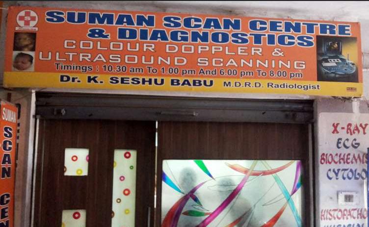 Suman Scan Centre & Diagnostic - Malkajgiri - Hyderabad Image