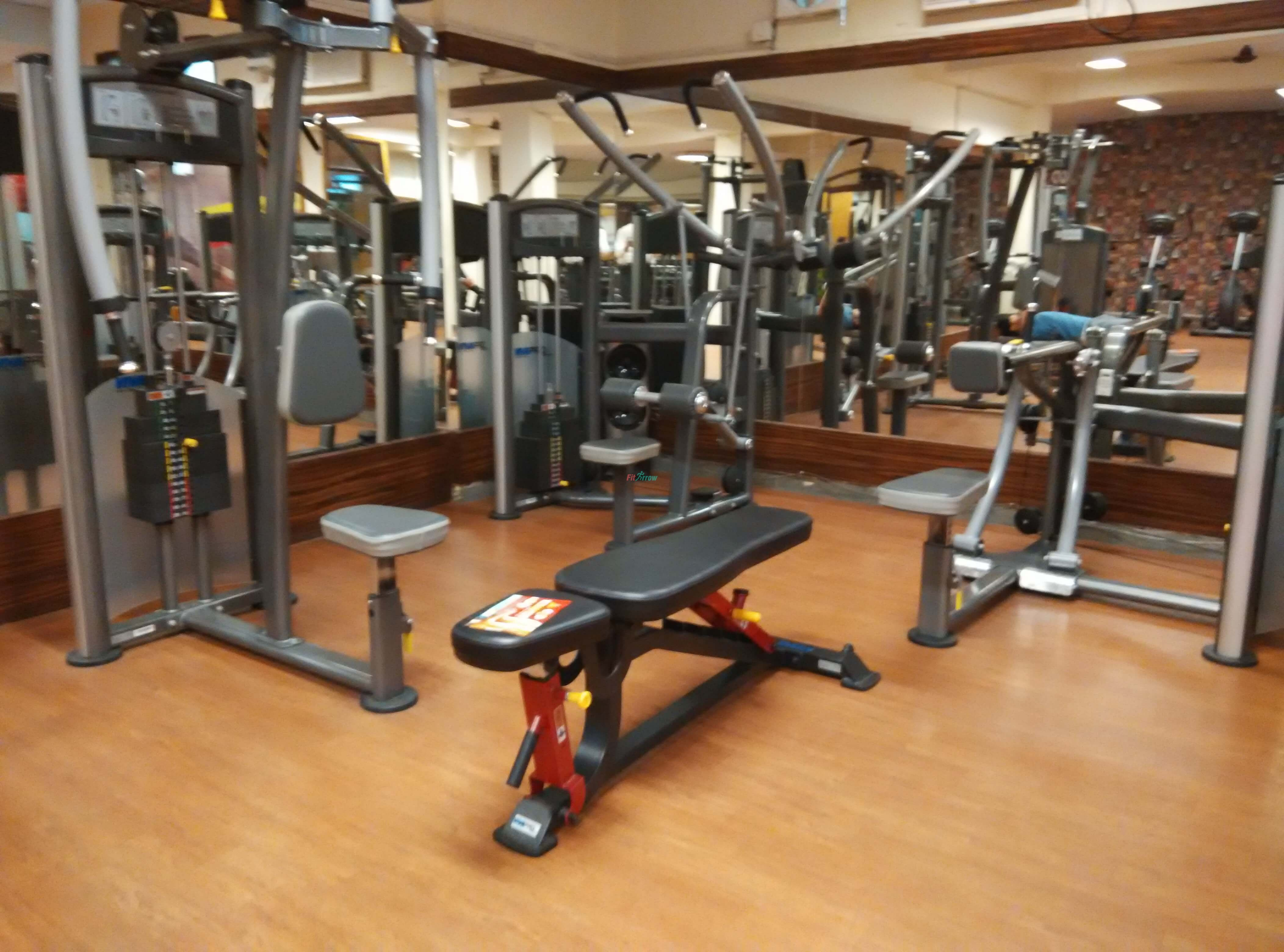 One stop solution for all gym equipments bodyline
