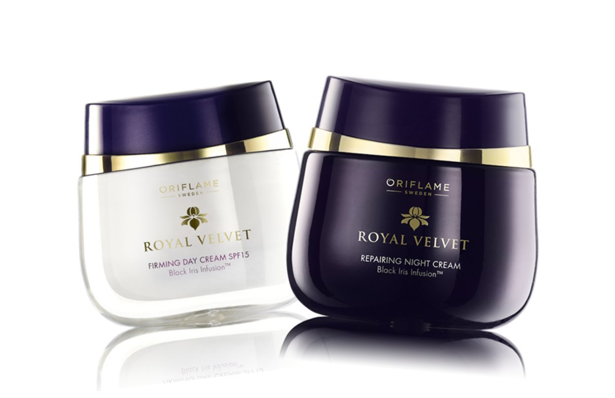 Oriflame Royal Velvet Superior Nourishing Mask Image