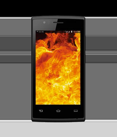 LYF Flame 7S Image