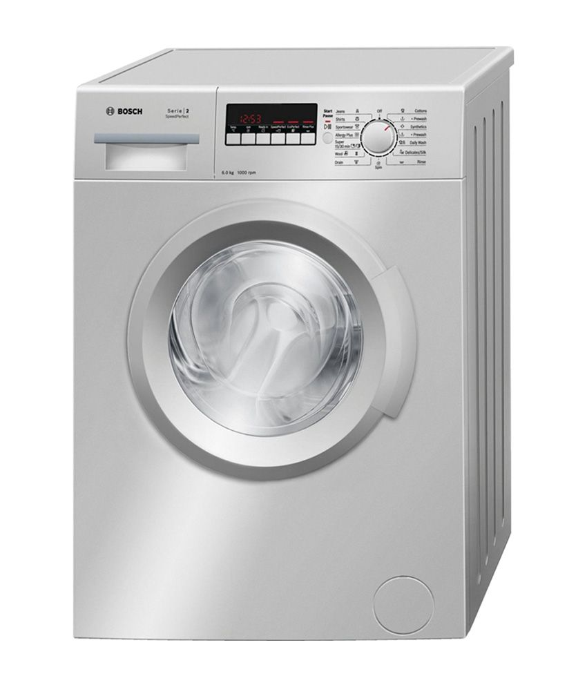 washing machine ratings bosch wab20267in fully automatic front loading washing 12961