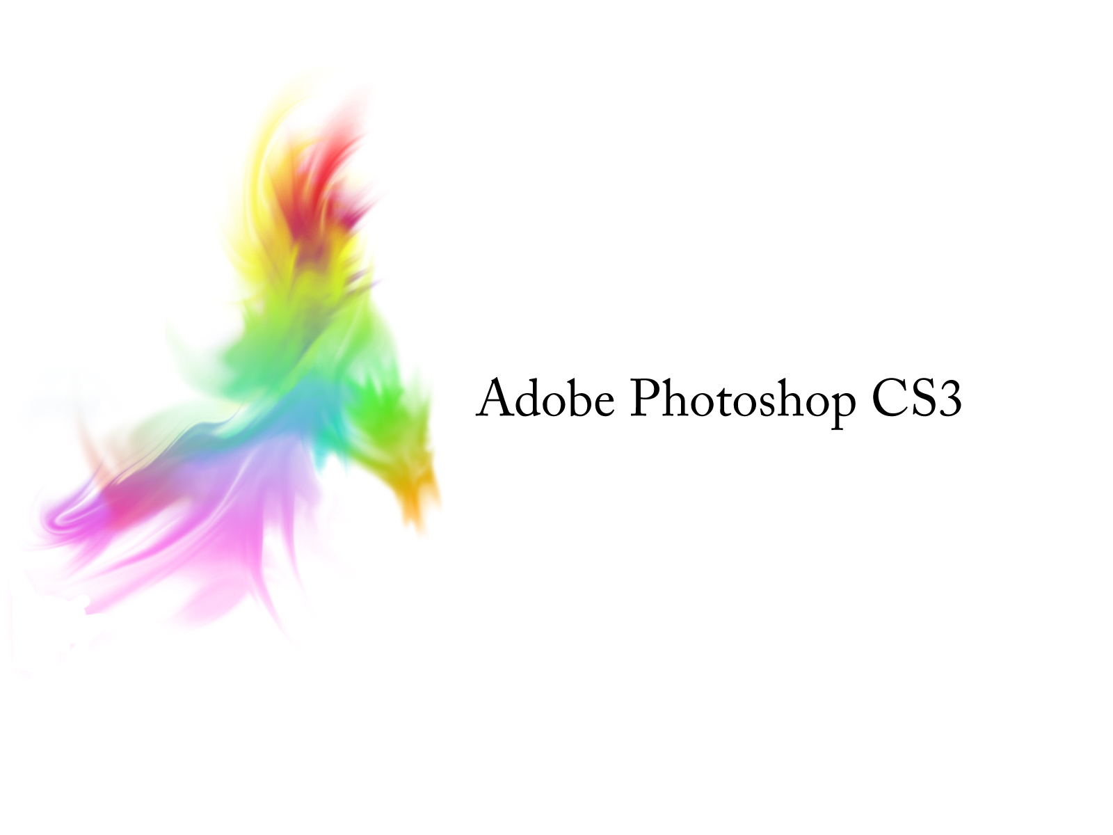 Adobe Photoshop CS3 Image